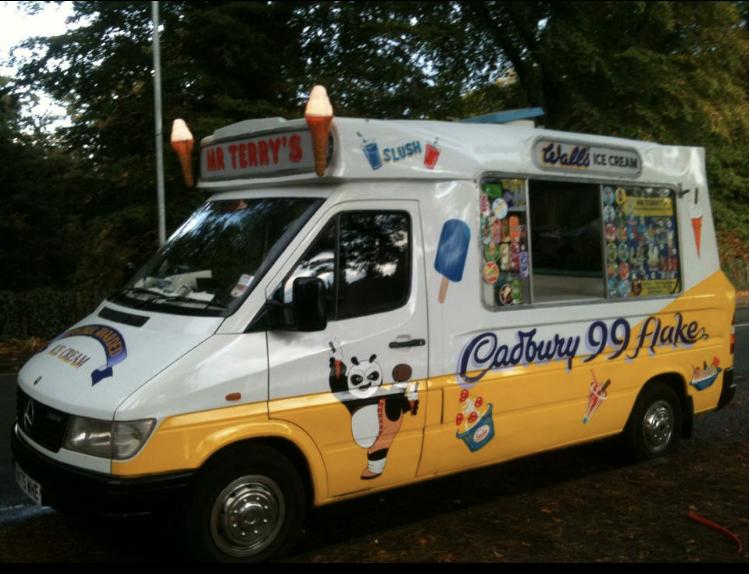 ice cream van hire manchester. Black Bedroom Furniture Sets. Home Design Ideas